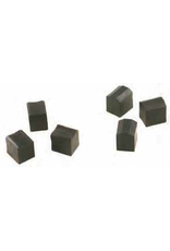 PacBay 6 PC RUBBER JAWS FOR THE DELUXE CHUCK