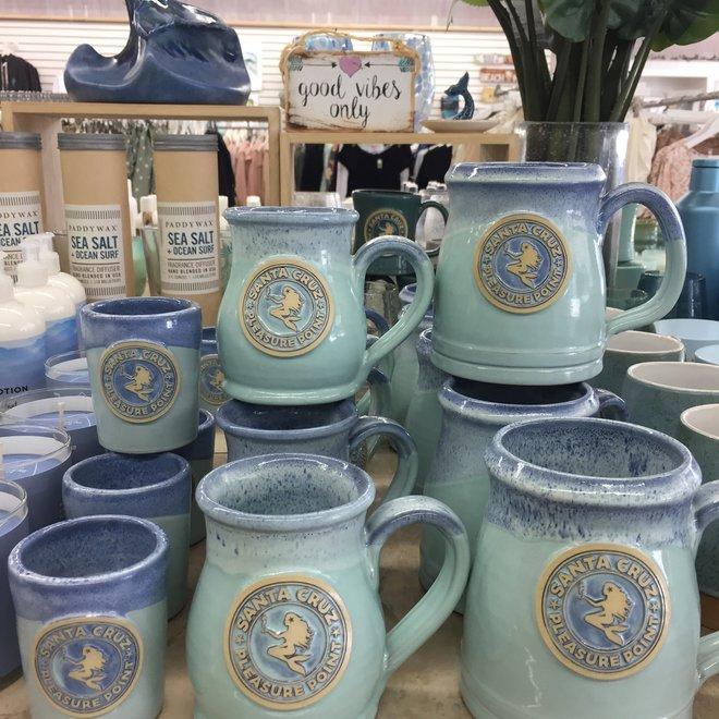 """Mermaid Medallion"" XL Tankard Mug"