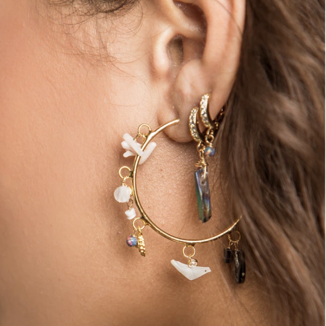 Cleo Large Earring