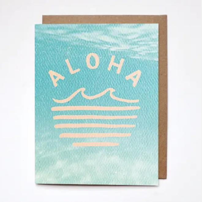 Daydream Card Aloha