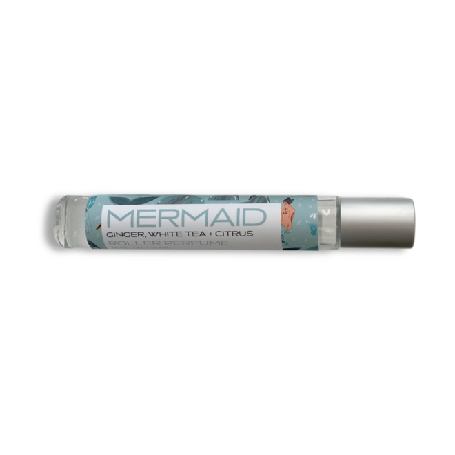 """Mermaid"" Roller Perfume"