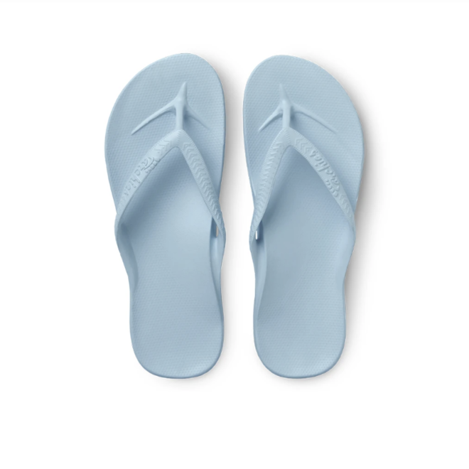 Arch Support Sandal Sky Blue