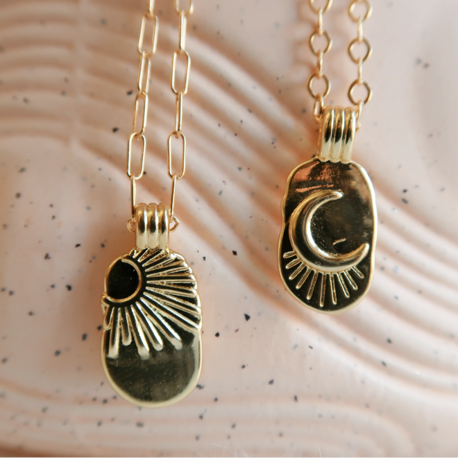 Sisters of the Sky Necklaces