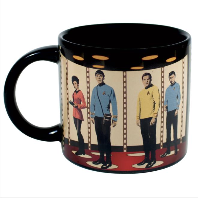 Star Trek Transporter Mug