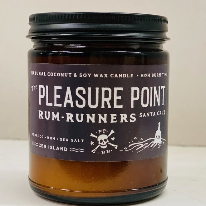 Pleasure Point Rum Runners Candle
