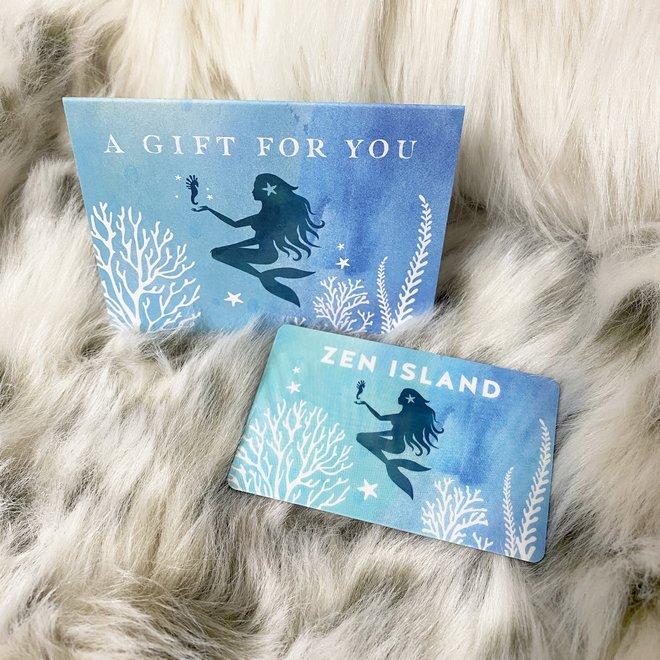 Zen Gift Card $25