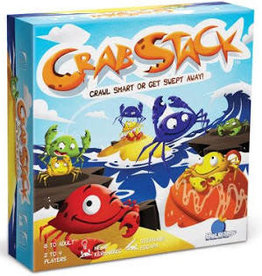 Blue Orange Blue Orange Crab Stack Game