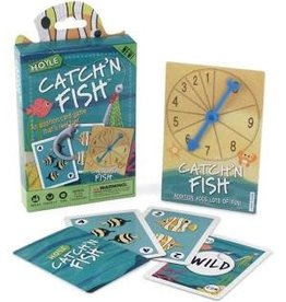 Springbok Catch'N Fish Card Game