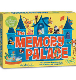 Peaceable Kingdom Press Peaceable Kingdom THE MEMORY PALACE Cooperative Story-Telling Game
