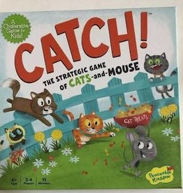 Peaceable Kingdom Press Peaceable Kingdom Catch! Cooperative Game