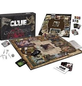 USAopoly USAopoly Game of Thrones Clue Game