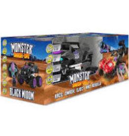 Leading Edge Monster Smash R/C Truck-Wicked Black Widow