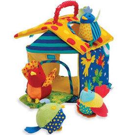 Manhattan Toy Company Manhattan Toy Put & Peek Birdhouse