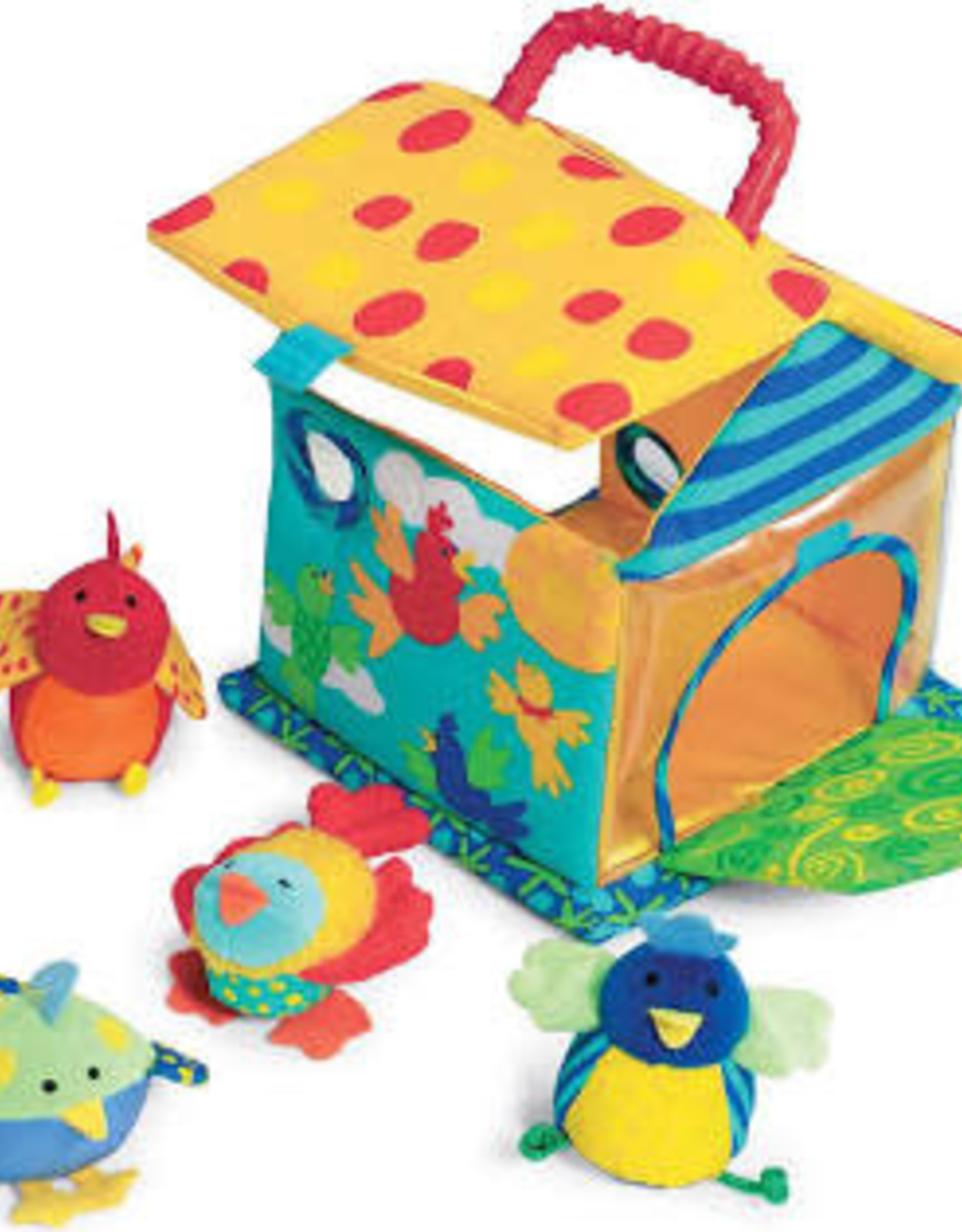 Manhattan Toy Company Manhattan Toy Put & Peek Birdhouse