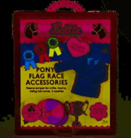 Schylling Schylling Lottie Flag Race Accessory Kit