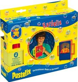 Pustefix HQ Kites & Designs Pustefix Kurbelix Bubble Machine