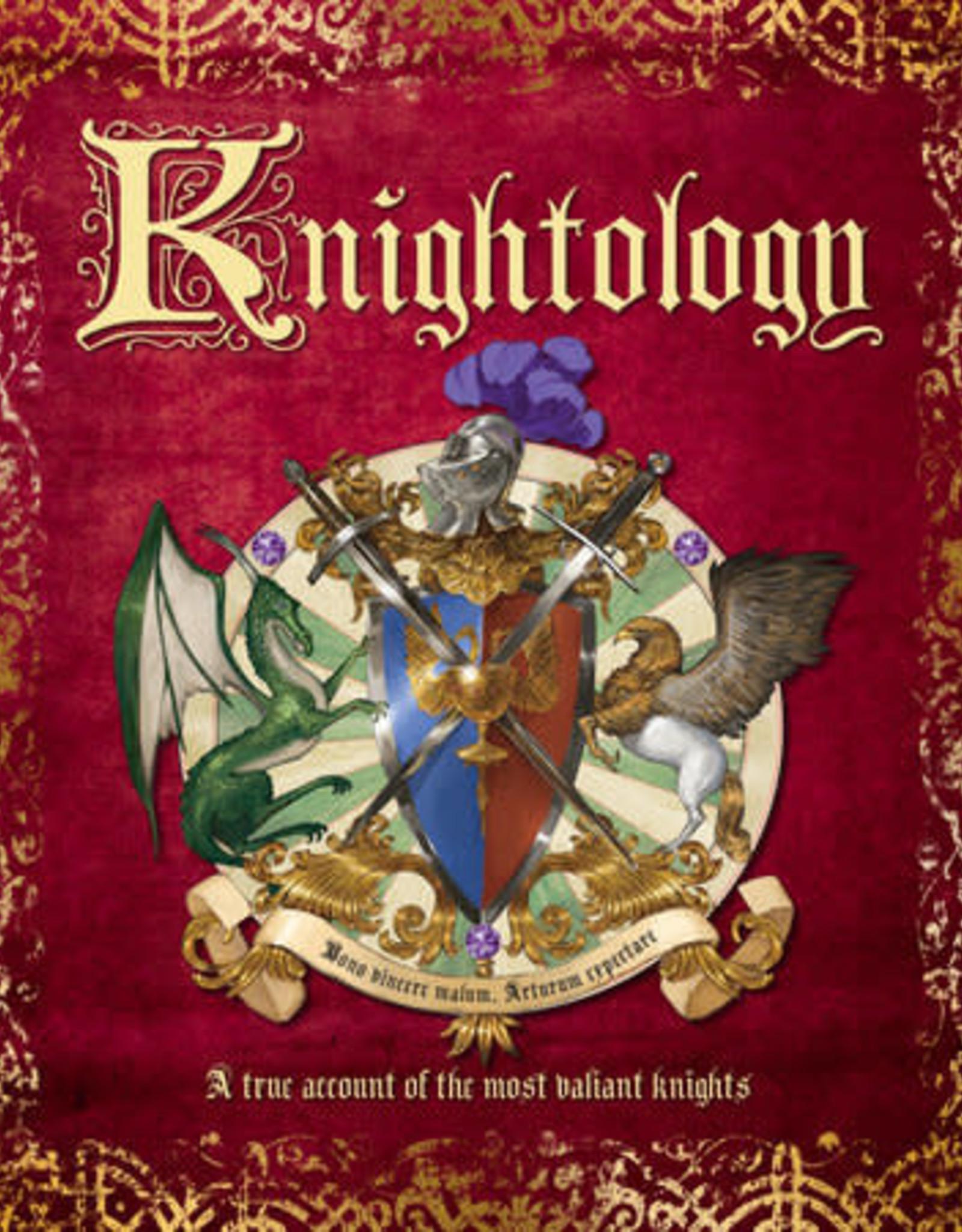 Candlewick Press Random House Candlewick Knightology Book-HC