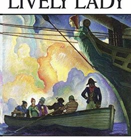 Down East Books National Book Network The Lively Lady-PB