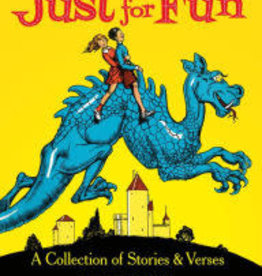Dover Dover JUSTS FOR FUN: A COLLECTION OF STORIES & VERSES-PB