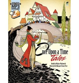 Dover Dover Once Upon a Time Tales: with Read & Listen MP3 Download