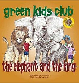 Green Kids Club Green Kids Club The Elephant and the King-PB