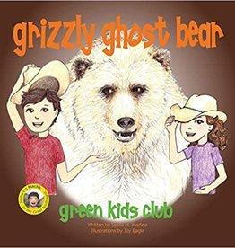 Green Kids Club Green Kids Club Grizzly Ghost Bear-PB