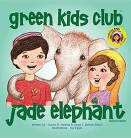 Green Kids Club Green Kids Club Jade Elephant-PB