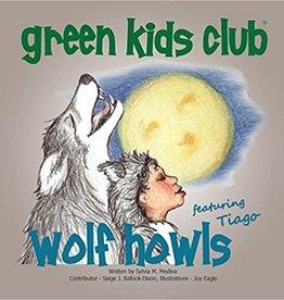 Green Kids Club Green Kids Club Wolf Howls-PB