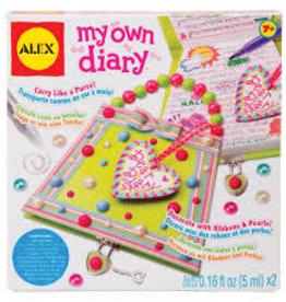 Alex Alex Decorate-My-Own-Diary Kit