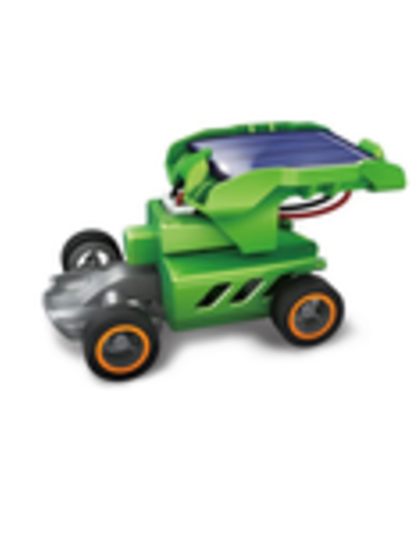 Elenco Elenco 7-in-1 Solar Rechargeable Solar Transformers