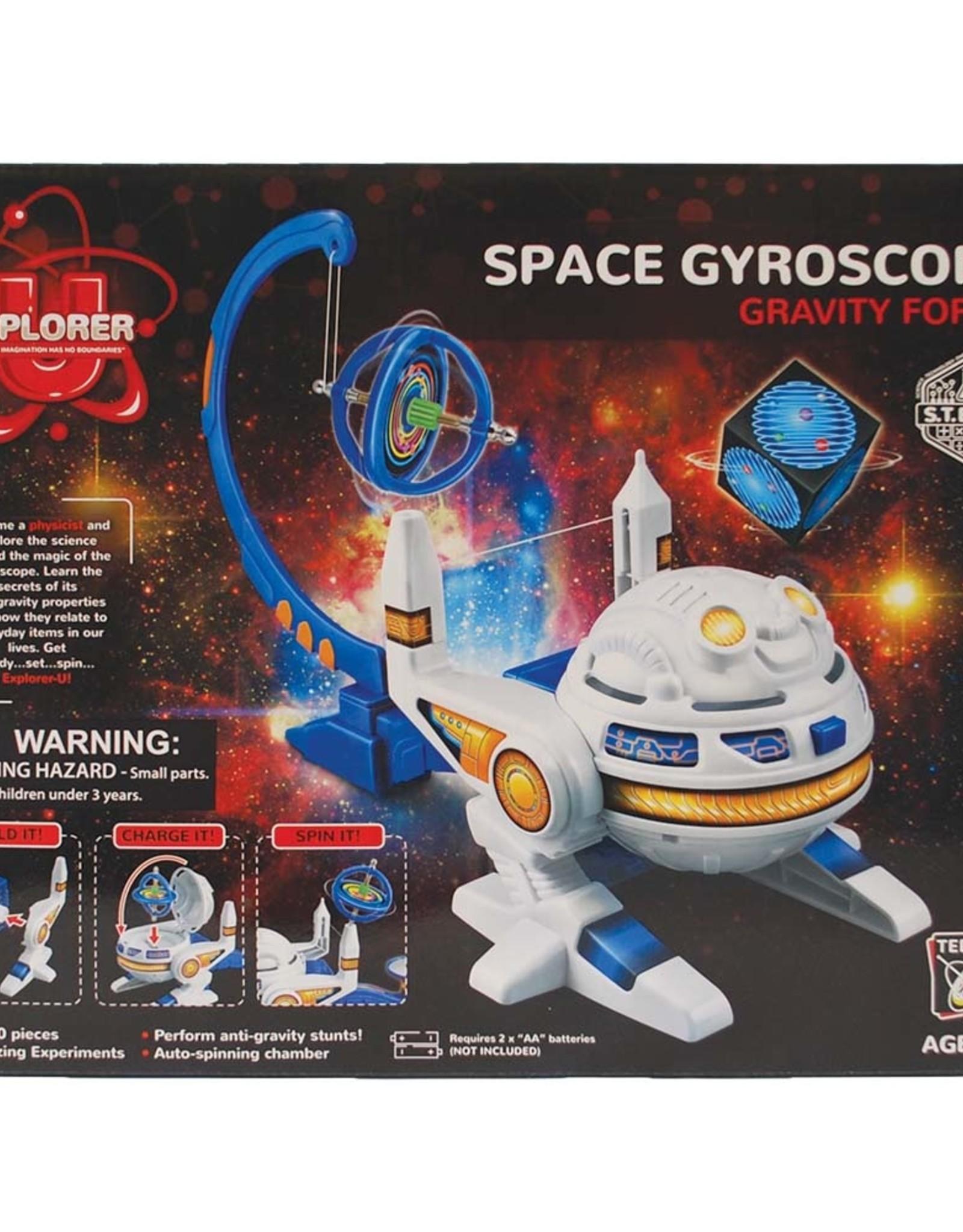 Tedco Toys Tedco Space Gyroscope