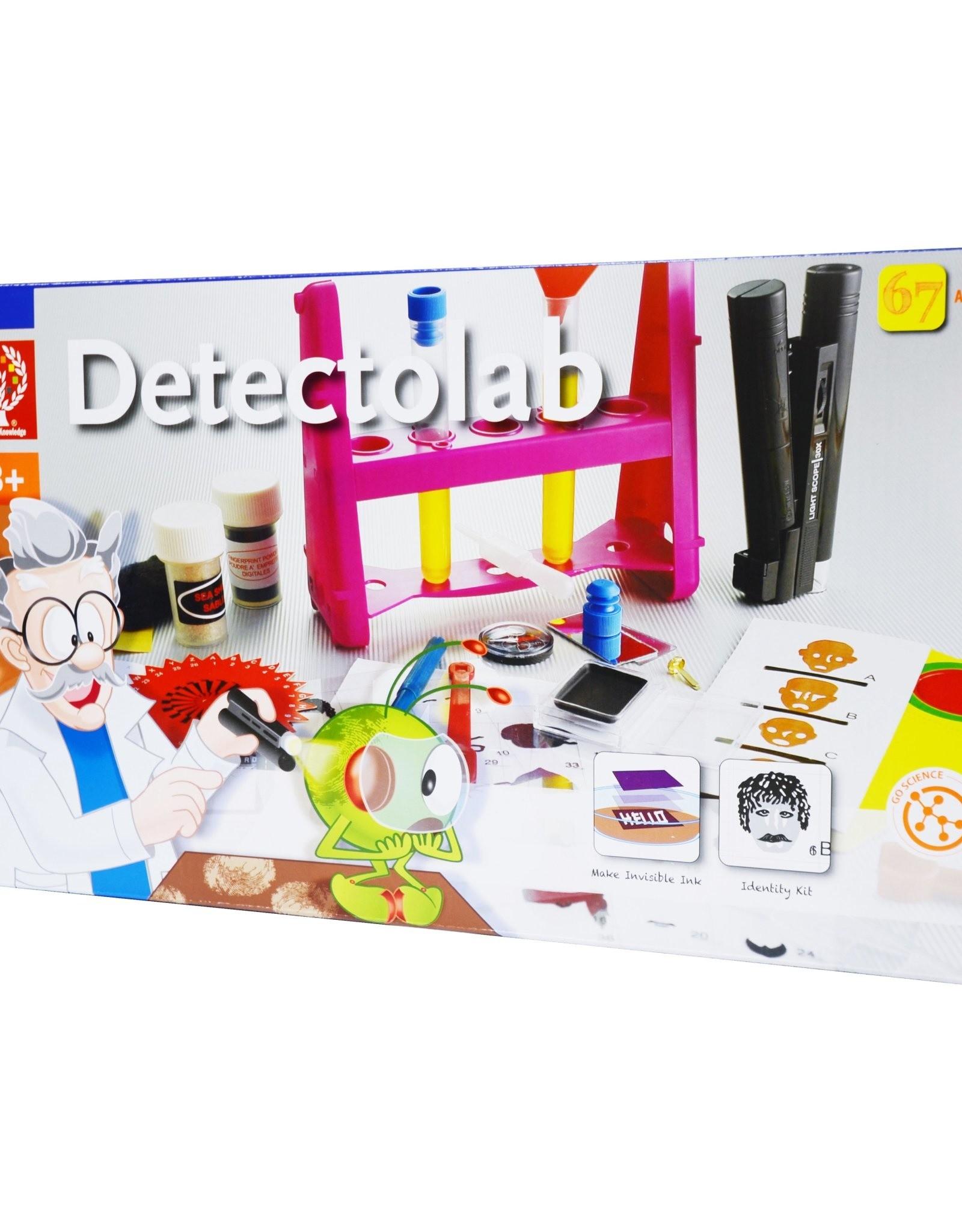 Elenco Elenco Detectolab Science Kit