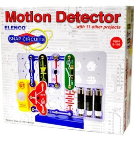 Snap Circuits Elenco Snap Circuits Motion Detector Kit