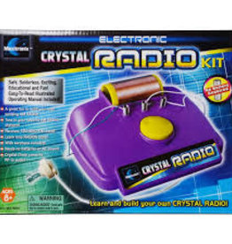 Elenco Elenco Maxitronix Electronic Crystal Radio Kit