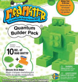 Relevant Play Relevant Play Mad Mattr Quantum Builders Pack 10oz- Green