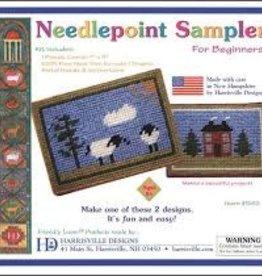 Harrisville Needlepoint Sampler Kit
