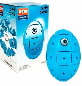 Geomag Geomag KOR Egg-Blue