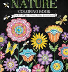 Springbok Puzzles Springbok Chalk Nature Coloring Book