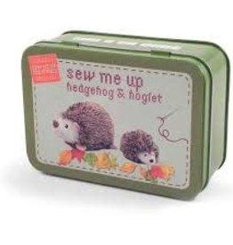 Streamline Imagined Streamline Sew Me Up Hedgehog & Hoglet In A Tin
