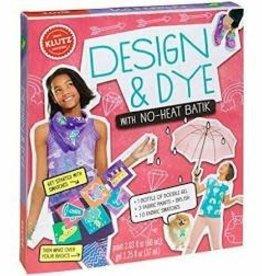 Klutz Klutz Design and Dye Kit