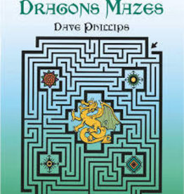 Dover Dover Big Wizards And Dragons Mazes