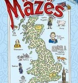 Dover Dover WORLD OF MAZES