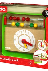 Ravensburger Ravensburger Wooden Abacus with Clock