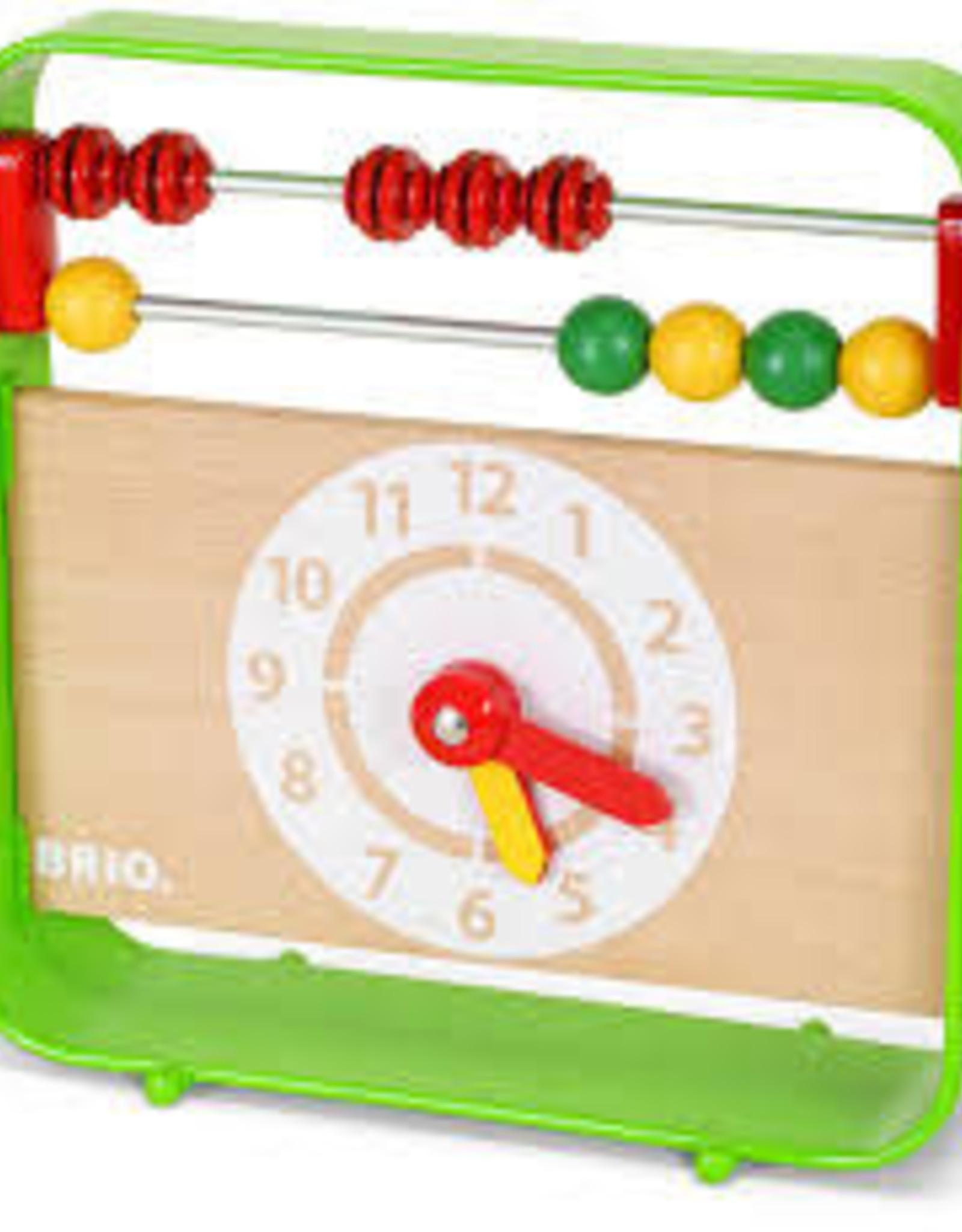 Ravensburger Ravensburger Wooden Abacus with Clock
