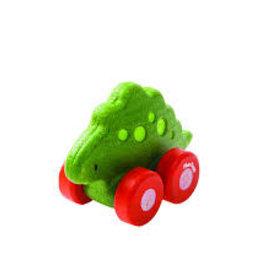 PlanToys, Inc. PlanToys Dino Car-Stego 5691