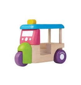PlanToys, Inc. PlanToys Tuk Tuk Car 5443
