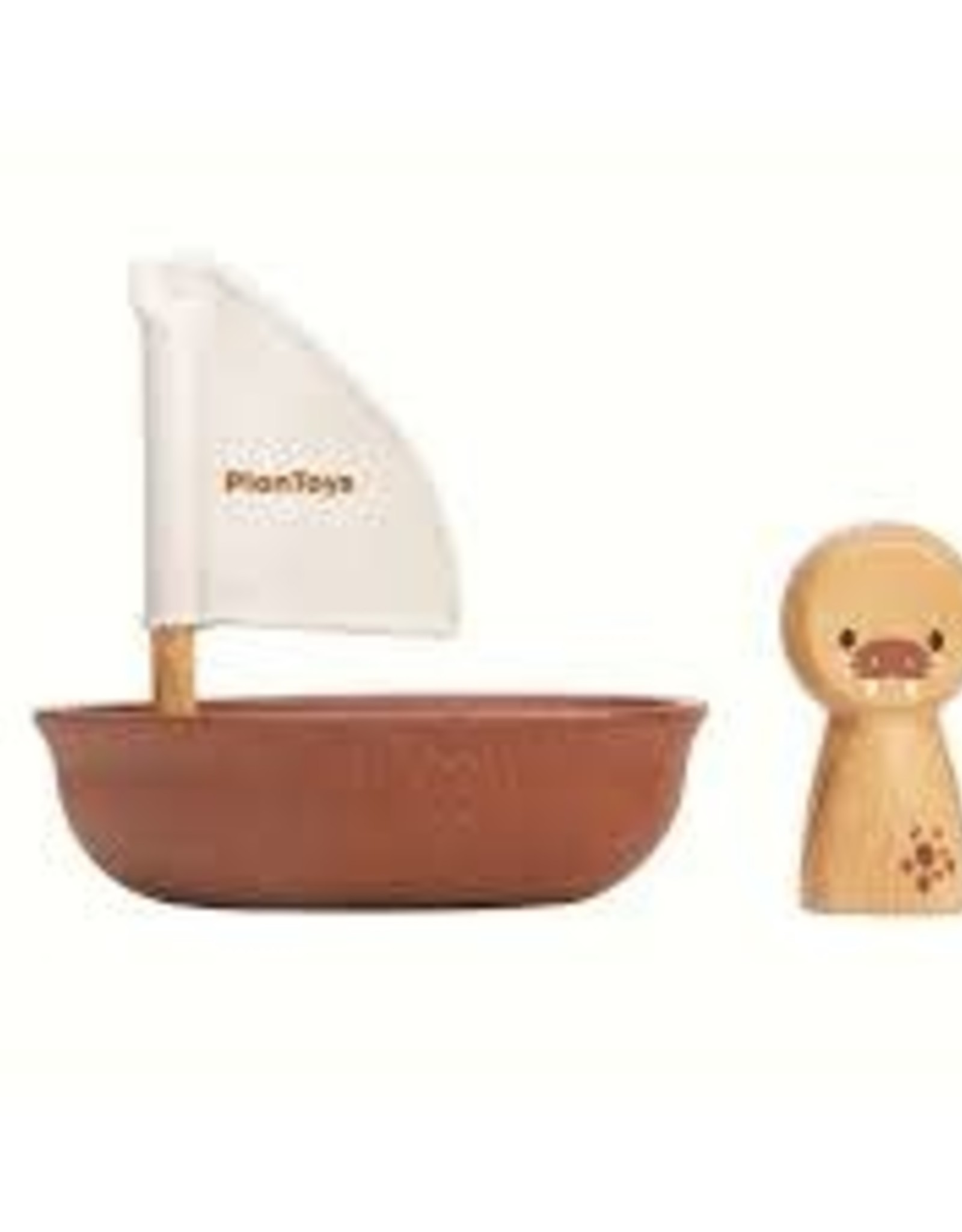 PlanToys, Inc. PlanToys 5715 Walrus Sailing Boat