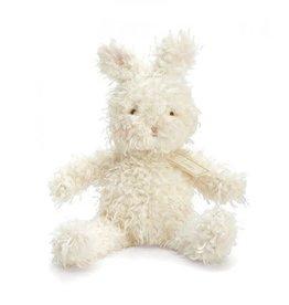 "Bunnies By The Bay Kids Preferred Bunnies by the Bay Shaggy Hoppy Cream- 12"" Bunny"
