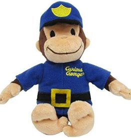 Kids Preferred Kids Preferred Curious George -  Mini Policeman
