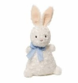 Gund Gund Chex White Bunny w/Blue Bow